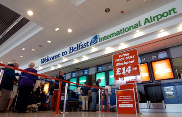 Belfast International Airport joins the call to modernise liquor licensing laws in NI