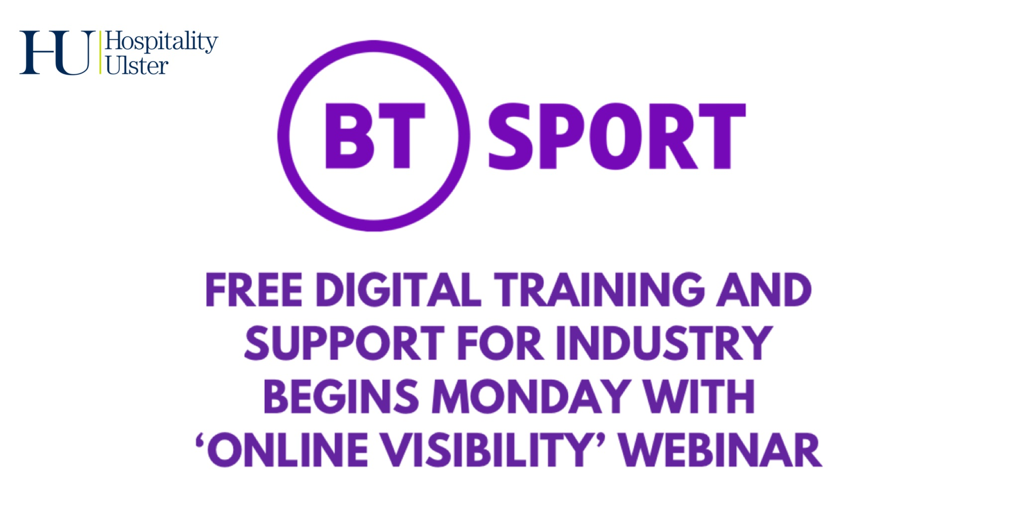 BT SPORT LAUNCHES FREE INDUSTRY FOCUSED DIGITAL SKILLS PROGRAM