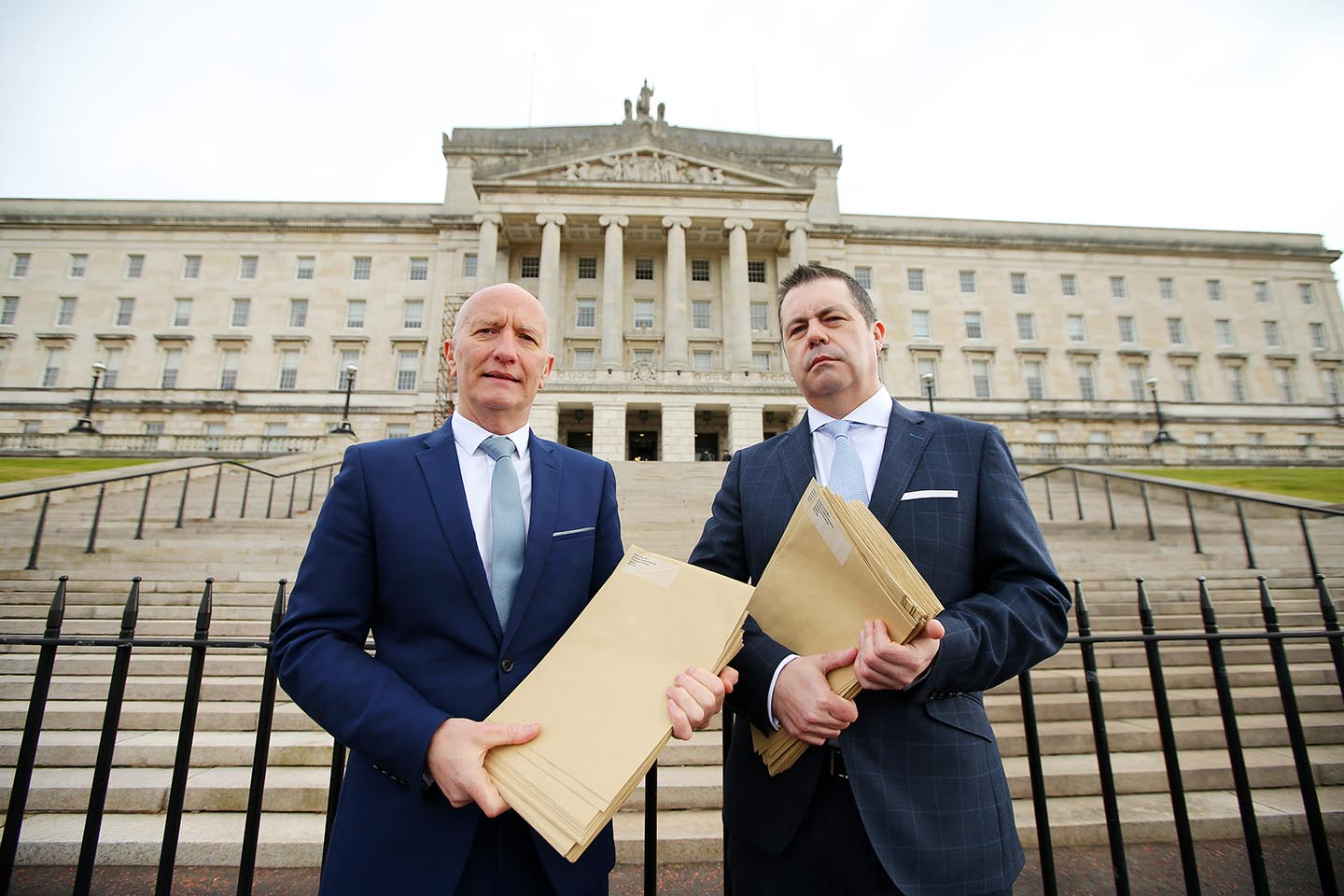 Hospitality Ulster join Business and Civic Society in an appeal to restore Devolved Government