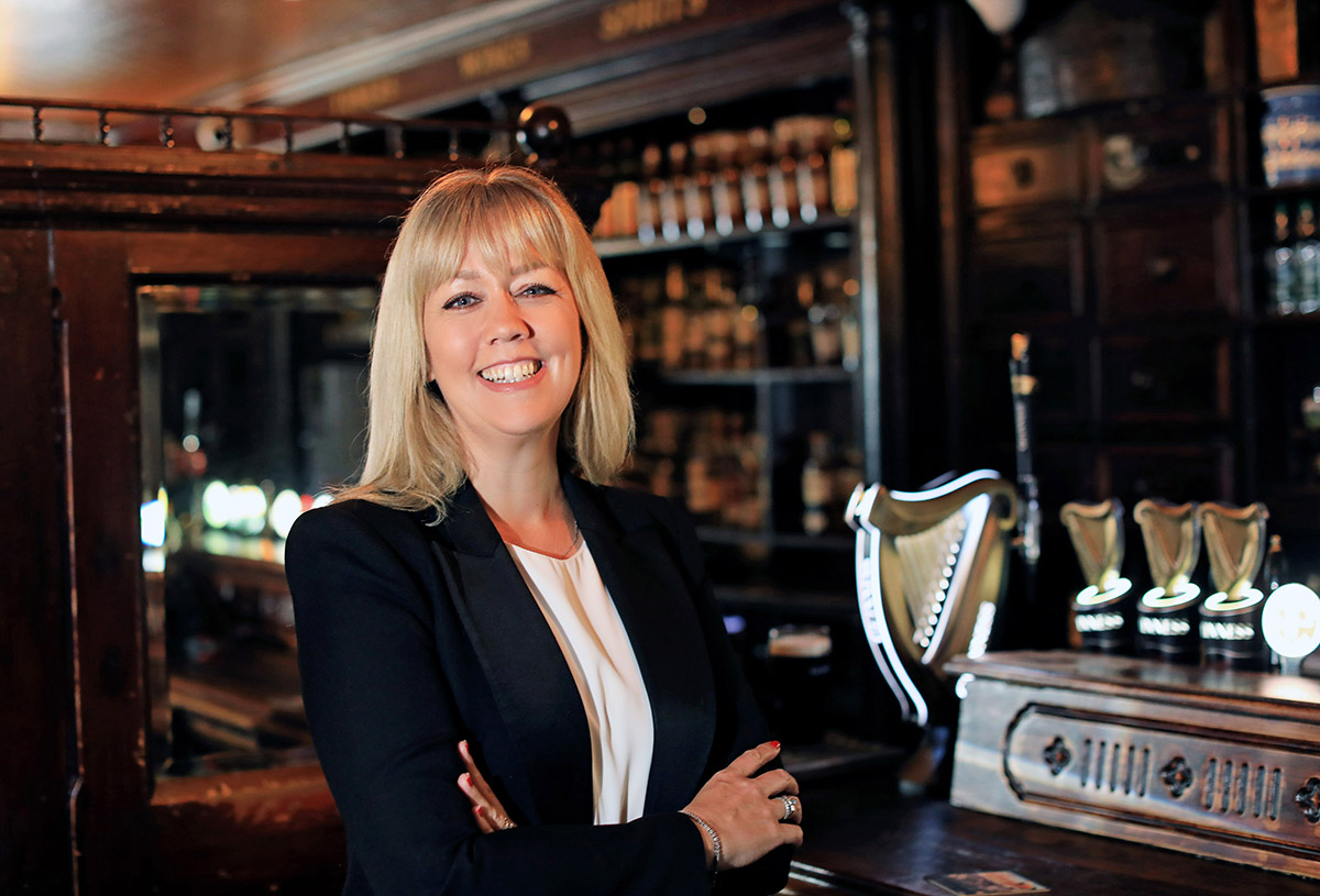 GUINNESS LAUNCHES 14M EURO FUND TO SUPPORT RECOVERY OF PUBS ACROSS ISLAND OF IRELAND