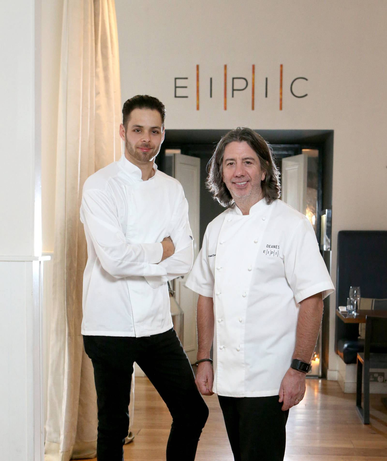 DEANES EIPIC Wins Michelin Star