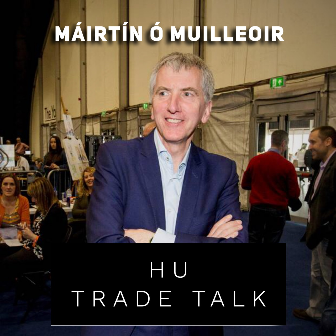 PODCAST Mairtin O Muilleoir MLA On Industry Rates And Taxation