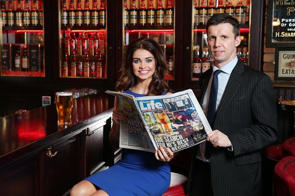 SUNDAY LIFE LAUNCHES SEARCH FOR BEST NI BARPERSON