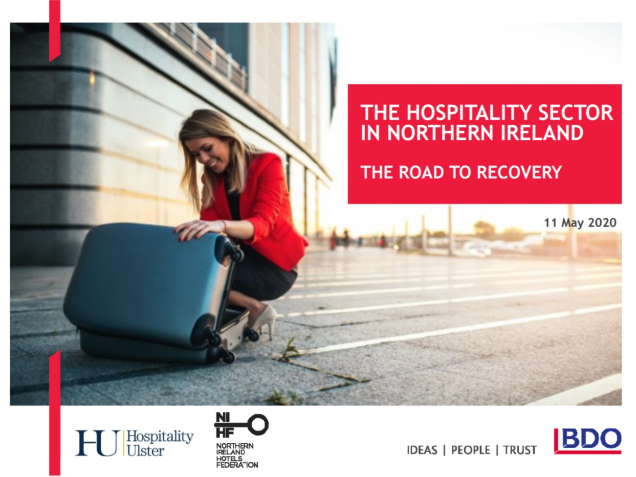 NI HOSPITALITY SECTOR SHOWS DESIRE TO REOPEN WITH 12 POINT ROAD TO RECOVERY PLAN