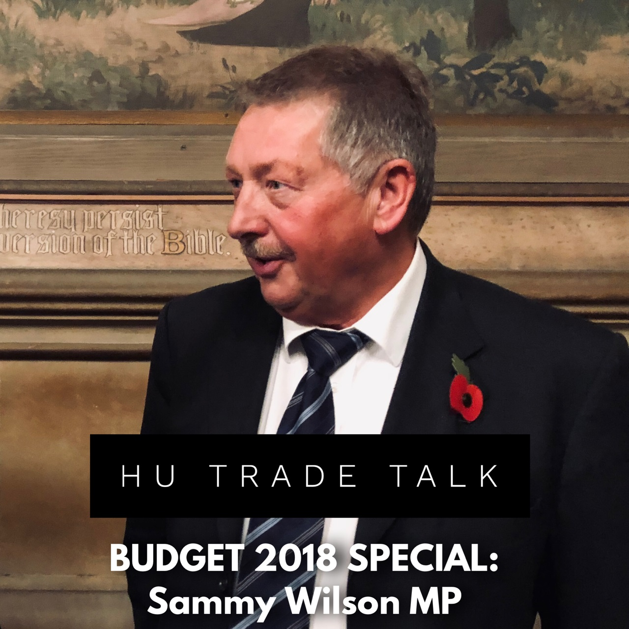BUDGET PODCAST SPECIAL DUPs Sammy Wilson Commits Support To HU VAT Cut Call