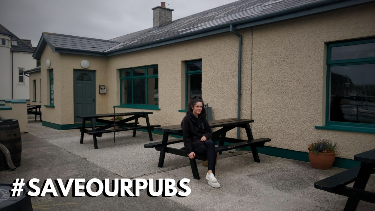 SAVEOURPUBS - RATHLIN STRUGGLES PARALLEL PLIGHT OF RURAL PUBS PROVINCEWIDE
