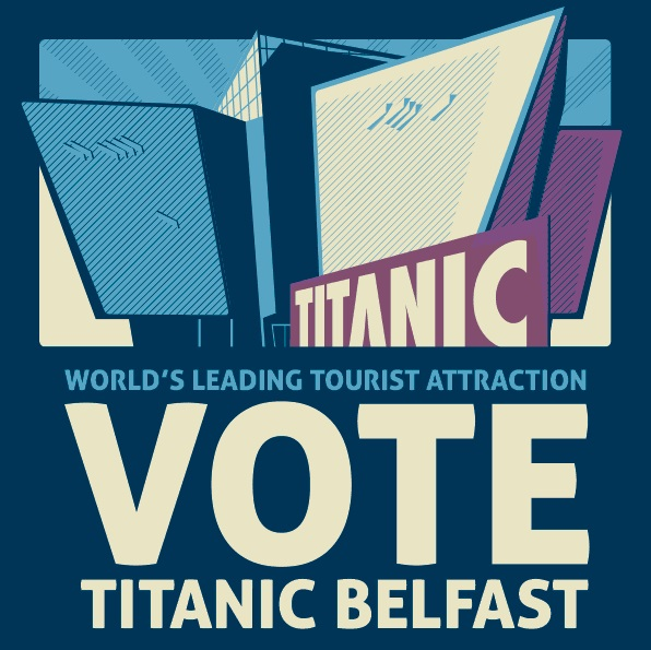 Titanic Belfast Needs Your Vote