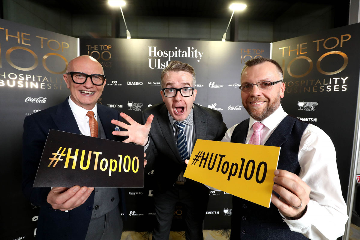 Hospitality Ulster Unveils New Top 100 Hospitality Businesses Awards
